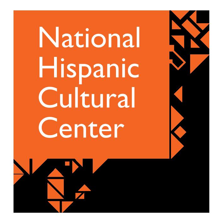 National Hispanic Cultural Center logo.